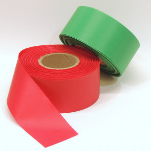 Slit Dacron Tape, Colored